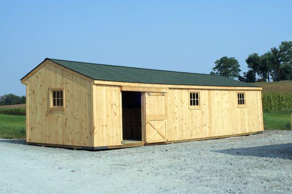 Shedrow Barns