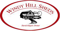 Windy Hill Sheds and Barns, Lancaster PA 17518.  Quality modular barns and sheds built on your property or delivered.